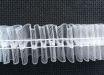 Тесьма шторная(лента) узкая прозрачная